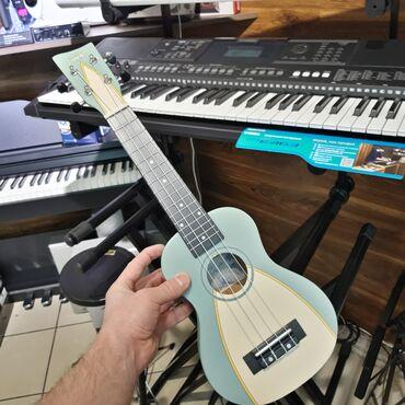"""Другие музыкальные инструменты в Кыргызстан: УКУЛЕЛЕ сопрано от немецкого бренда """"GEWA""""•Модель"""