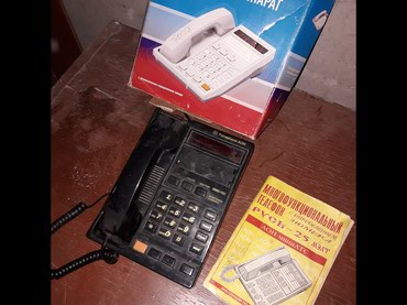 Телефонный аппарат с определителем в Бишкек