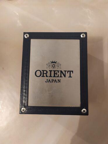 fit saat - Azərbaycan: Gümüşü Kişi Qol saatları Orient