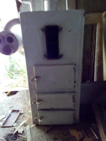 Котлы, водонагреватели в Ак-Джол: Отопительный котел на твердом топливе