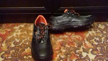 винтажные мужские ботинки в Азербайджан: Ботинки-рабочие для строительных работ новые совершенно новые всего