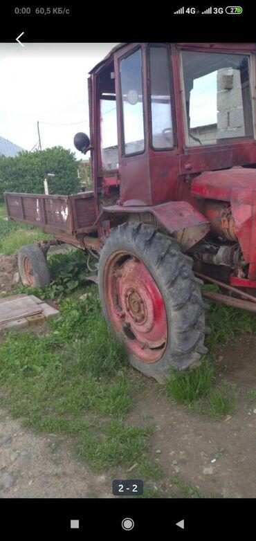 traktor 892 - Azərbaycan: Срочно продаю трактор т16 есть запасной матор, рама, кабина, кузов, ко