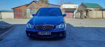Mercedes-Benz C-Class 3 л. 2005