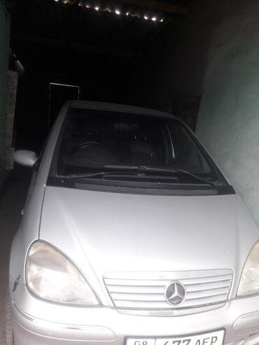 Mercedes-Benz в Сокулук: Mercedes-Benz A 140 1.4 л. 2001 | 119200 км