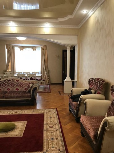 4 комнатные квартиры в бишкеке цена в Кыргызстан: 4 комнаты, 240 кв. м Да