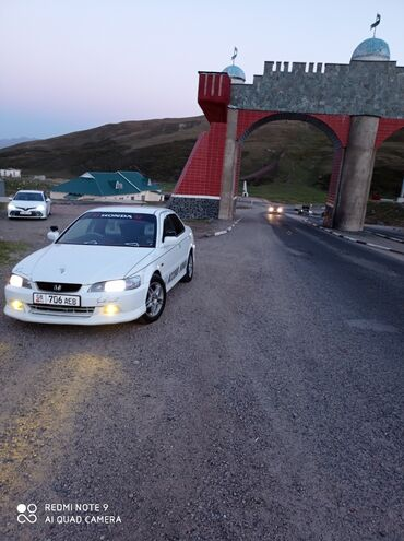 Honda Accord 1.8 л. 2000 | 480000 км