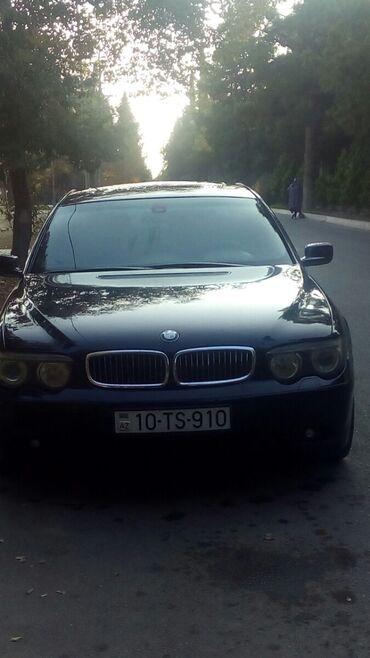 bmw m5 4 4 m dkg - Azərbaycan: BMW 745 4.5 l. 2002