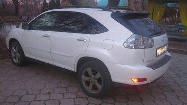 """срочно продаётся автомобиль """"lexus rx 350"""" 2007 года выпуска, левый в Бишкек"""