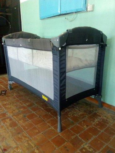 детская кровать корейская, собирается за 5 минут, компактная для перев в Бишкек