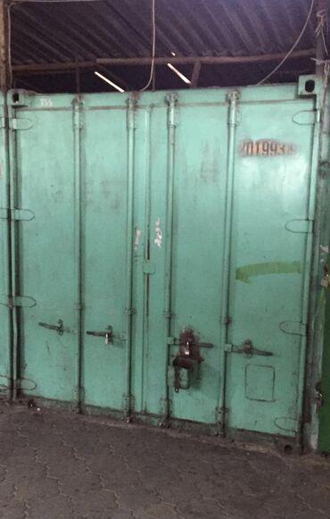 Продаю контейнер на рынке Ортосай, 2ой проход самый проходимый ряд