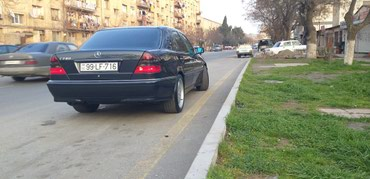 audi-100-28-at - Azərbaycan: Mercedes-Benz C 280 2 l. 1998 | 323419 km