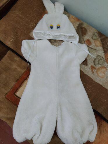 ramku 3 v odnom в Кыргызстан: Продаю новогодний костюм зайчика на возраст 1-3 года в отличном