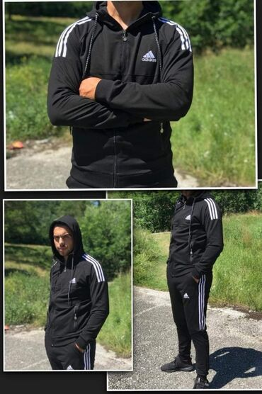 Muske trenerke - Srbija: Komplet trenerke muske