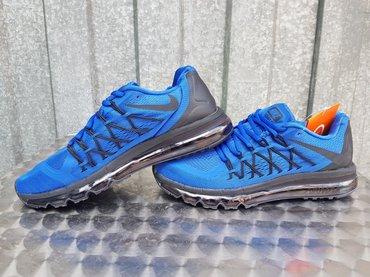 Nike air max 2018-plavo-crne-prelepe-made in vietnam! 41-46! Nike - Nis - slika 2