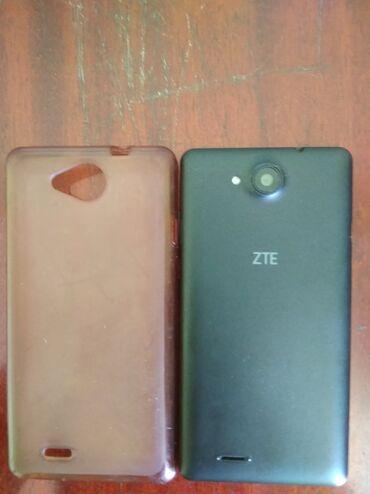 Электроника - Чолпон-Ата: Телефон сатам T ZTE 320, званогу, интернети жакшы иштейт болгону