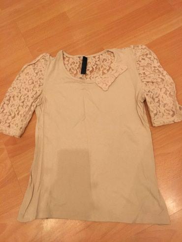 Rategljiva krem boje majica - Novi Pazar