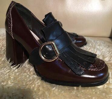 Женская обувь в Ош: Продаются новые туфли под Prado. Размер 37. Качество отличное.  Г.Ош