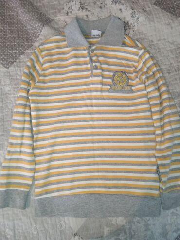 Кофта на 5-6-7-8 лет в зависимости от ребенка одевали всего один раз