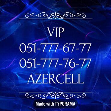 sim sim nomreler - Azərbaycan: 051-777-67-77 051-777-76-77 Yeni VIP Azercell nomreler