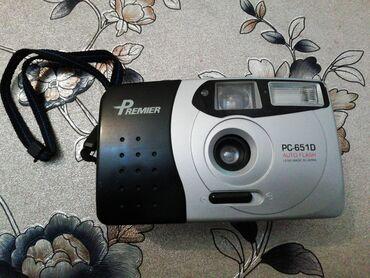 Продам пленочный фотоаппарат Premier PC-651D (мыльница) б/у в рабочем