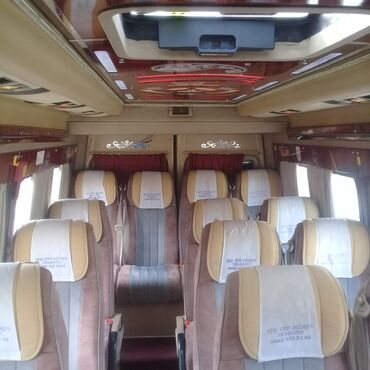 Sərnişin daşımaları - Azərbaycan: Avtobus sifarisi.Avtobus sifarişiRamid MMC 60 yerlik avtobuslarla