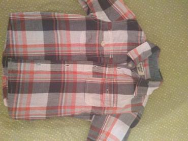 Рубашка х/б, на 2-3 года. Состояние в Бишкек