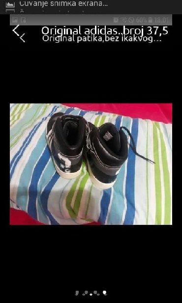 Adidas haljine - Srbija: Original adidas patike. broj 37.5