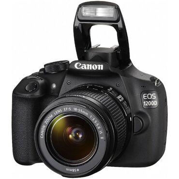 canon 1200 d в Кыргызстан: Срочно!!!Продаю фотокамеру canon eos 1200, состояние хорошее, в