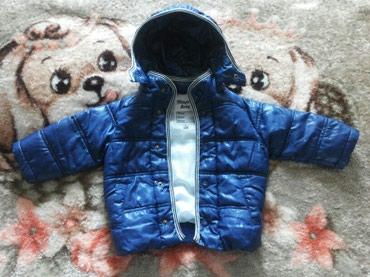 Куртка деми.б/у.евро.качество.74 см. в Бишкек