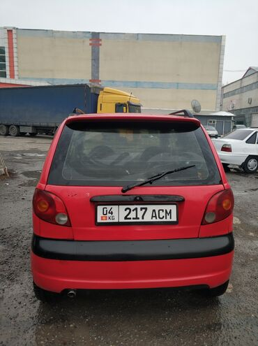 daewoo matiz запчасти в Кыргызстан: Daewoo Matiz 0.8 л. 2001