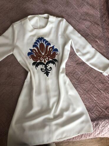 dubljonka s kapjushonom в Кыргызстан: Платье Деловое Pierre Cardin M