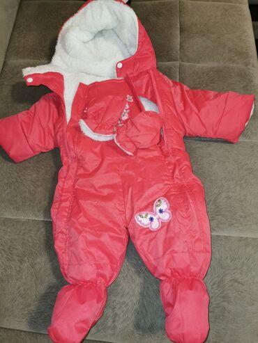 Skafander - Pozarevac: Skafander za bebu od 3-6 mes. Ocuvan, bez ikakvih ostecenja
