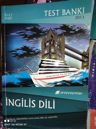 858 elan | İDMAN VƏ HOBBI: Araz nəşri İngilis dili kitabı
