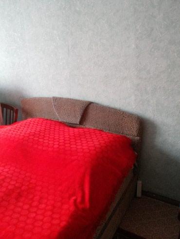 3 комнатная не угловая 105 серии 12 мкр он в Бишкек