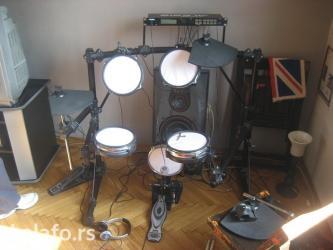 Kupujem bubnjeve i tehnicku robu - Beograd