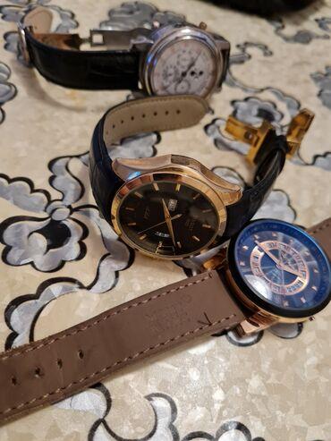 chopard saat - Azərbaycan: 3 ədəd saat satılır. 1i mexaniki 2 si batareya.ti̇ssot saat əla