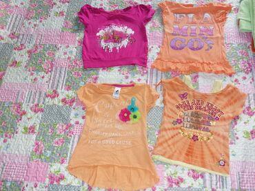 4 majice, vel. 92-98 Sve 4 za 400din