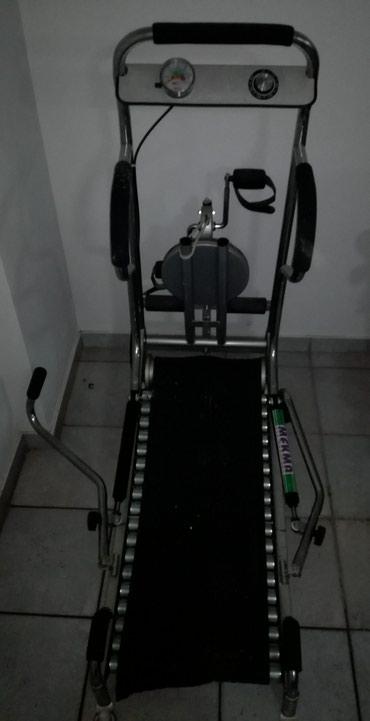 Πωλείται πολυ-όργανο γυμναστικής παλαιού τύπου μη ηλεκτρικό! σε Chaidari