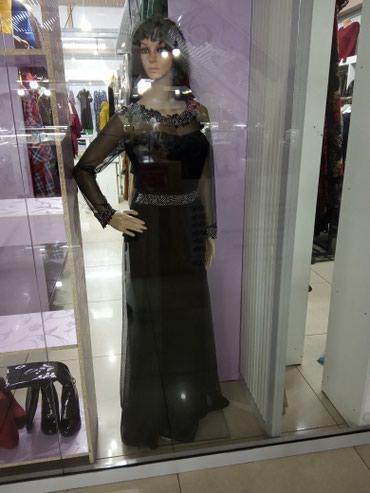 женское платье размер 46 48 в Кыргызстан: Женское платье 46-48 размер Турецкий