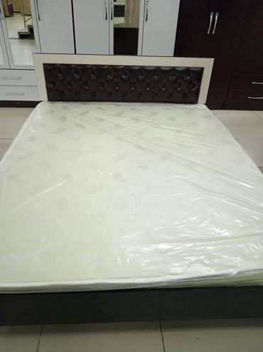 Кровать двуспальная без матраса в Бишкек