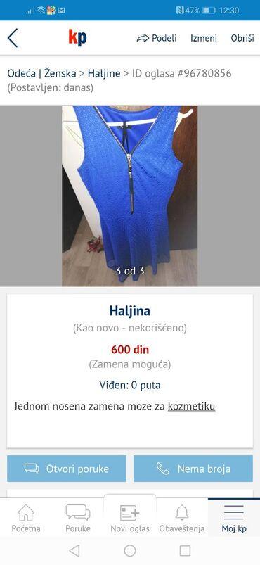 Haljina st - Srbija: Haljina je nova bez ostecenja
