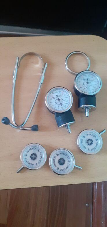 Тонометры - Кыргызстан: Отдам запасные части новые для тонометров все что на фото отдам за 1