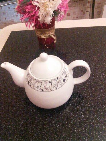 Xırdalan şəhərində Большой новый заварной чайник высота без крышки 11см