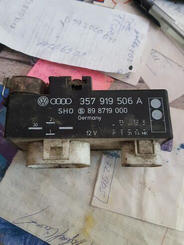 Golf 3 Passat B4 двигатель 2.8 блок управления вентиляторами vr6