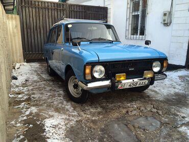 Москвич 1.5 л. 1988 | 110000 км
