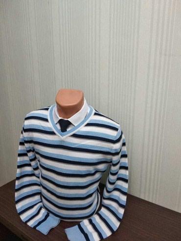 Мужской свитер, классика! Размер: 48-50-52 Отдам за 500с в Бишкек