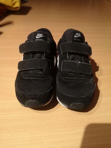 Za telefonphone - Srbija: Nike patike za dečaka, veličina 27