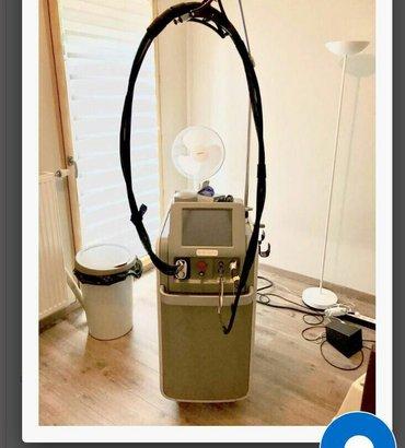 Bakı şəhərində candela gentles pro lazer aparati satılır ela veziyyetde  etrafli zeng