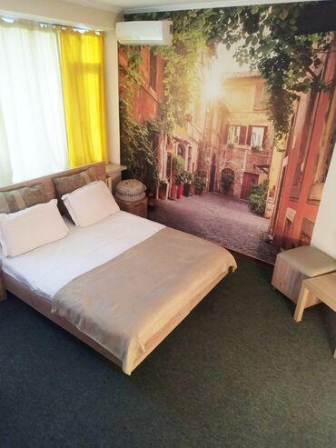 хата на ночь бишкек in Кыргызстан   АВТОЗАПЧАСТИ: 1 комната, Бытовая техника, Без животных