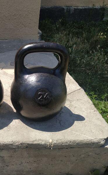 Гири - Бишкек: Куплю гирю 16 кг
